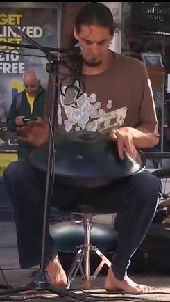 Torbz live at Glastonbury Fringe Festival 2015